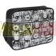 Mochila bandolera Avengers - Los vengadores 36x30x11.50cm polipiel