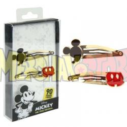 Pasadores para el pelo Disney - Mickey Mouse