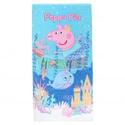 Toalla de algodón Peppa Pig