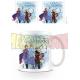 Taza cerámica 315ML Disney Frozen - El reino del hielo 2