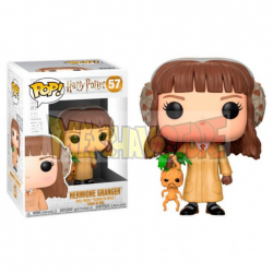 Figura Funko POP! Harry Potter - Hermione Granger (Herbology) 57