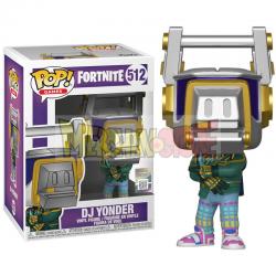 Figura Funko POP! Fortnite - DJ Yonder 512