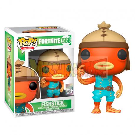 Figura Funko POP! Fortnite - Fishstick 568