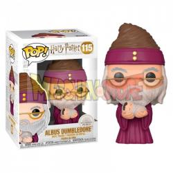 Figura Funko POP! Harry Potter - Dumbledore w/Baby Harry 115
