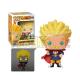 Figura Funko POP! Dragon Ball Super - Specialty Series Super Saiyan Hercule (Glow) 818