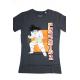Camiseta adulto Dragon Ball Z - Goku gris Talla M