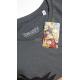 Camiseta adulto Dragon Ball Z - Goku gris Talla XL