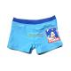 Bañador boxer niño Sonic The Hedgehog celeste 3 años 98cm