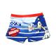 Bañador boxer niño Sonic The Hedgehog azul 4 años 104cm