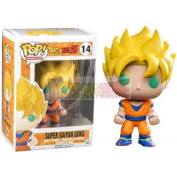 Figura Funko POP! Dragon Ball Super - Super Saiyan Goku 14