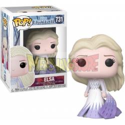 Figura Funko POP! Disney - Frozen El Reino del Hielo 2 Elsa 731