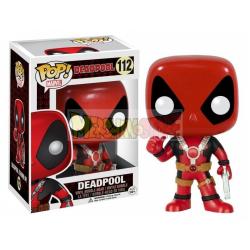 Figura Funko POP! Deadpool - Thumb Up 112