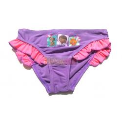 Culetin - bikini niña La Doctora de Juguetes - Doctora Doc 4 años lila