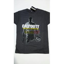 Camiseta adulto manga corta Call of Duty - Infinite Warfare Talla XXS