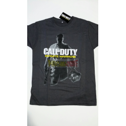 Camiseta adulto manga corta Call of Duty - Infinite Warfare Talla S