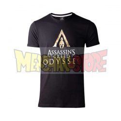 Camiseta Assassin's Creed - Odyssey negra Talla XS negra