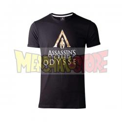 Camiseta Assassin's Creed - Odyssey negra Talla S negra