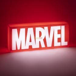 Lámpara logo Marvel