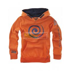 Sudadera infantil Naruto naranja 8 años 128cm