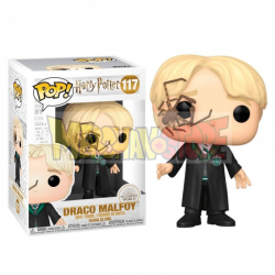 Figura Funko POP! Harry Potter - Malfoy w/Whip Spider 117