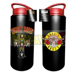 Botella de aluminio Guns n'Roses 0.70L