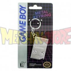 Llavero metálico Nintendo Game Boy