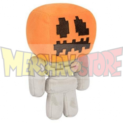 Peluche Minecraft - Skeleton 18cm