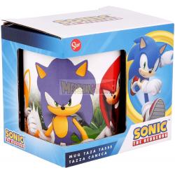 Taza cerámica 325ML Sonic The Hedgehog