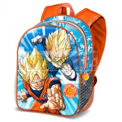 Mochila 3D Dragon Ball Super Team 31cm