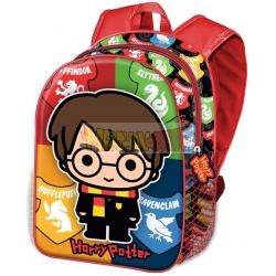 Mochila 3D Harry Potter - Wizard 31cm