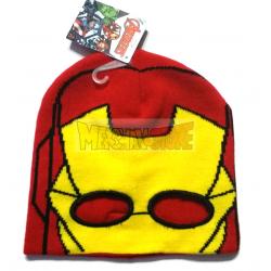 Gorro de invierno infantil Marvel - Iron Man 54cm