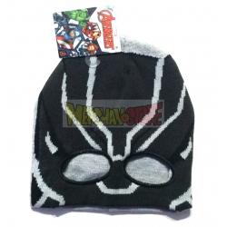 Gorro de invierno infantil Marvel - Black Panther 54cm