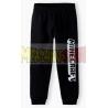 Pantalón de chándal niño Minecraft negro 6 años 116cm