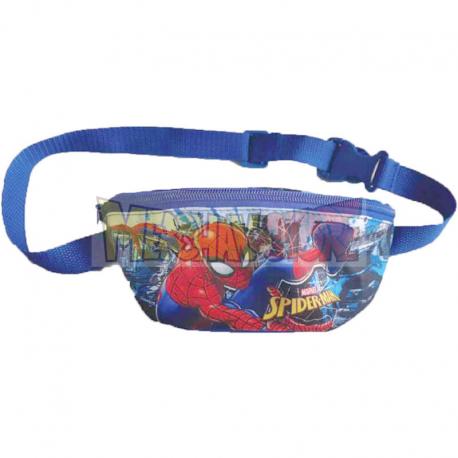 Riñonera infantil Marvel - Spider-Man 22x15x10cm