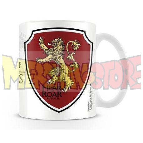 Taza cerámica Juego de tronos - Lannister 330ML