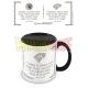 Taza cerámica Juego de tronos - Stark 330ML