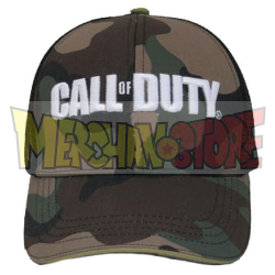 Gorra adulto Call of Duty camuflage
