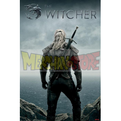 Póster The Witcher - On The Precipice 61 x 91,5 cm