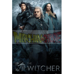 Póster The Witcher - Connected By Fate 61 x 91,5 cm
