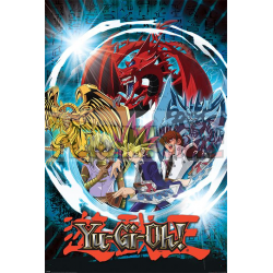 PósterYu-Gi-Oh! - Unlimited Future 61 x 91,5 cm