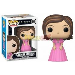 Figura Funko POP! Friends - Rachel con vestido rosa 1065