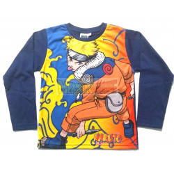 Camiseta infantil manga larga Naruto Attack 12 años 152cm