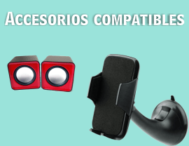 Accesorios compatibles